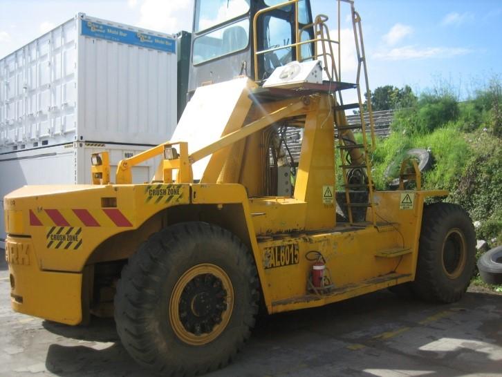 Caterpillar Rough Terrain Forklift by Sydney Forklifts