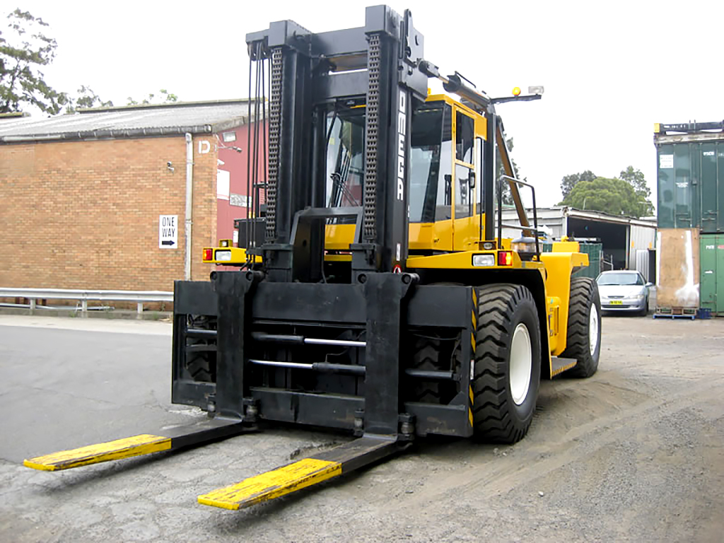 Omega Forklift for Hire by Sydney Forklifts